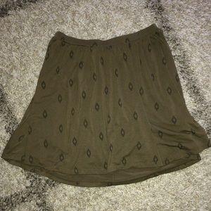 Old Navy Circle Skirt
